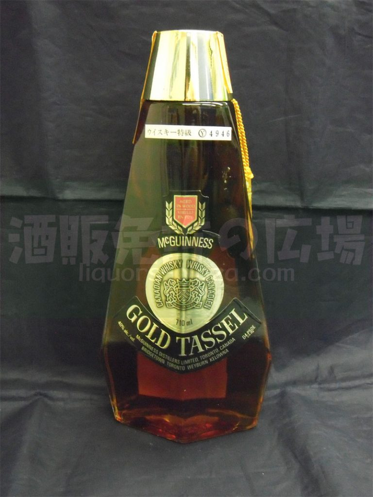 gold tassel/ゴールドタッセル