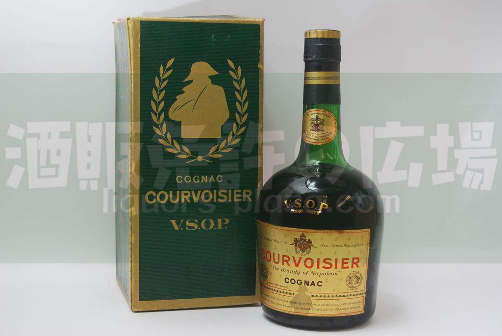 courvoisier/クルボアジェ V.S.O.P.