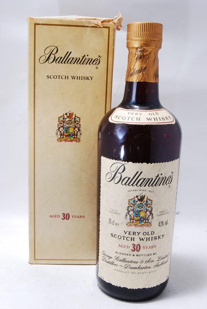 バランタイン 30年 スコッチウイスキー