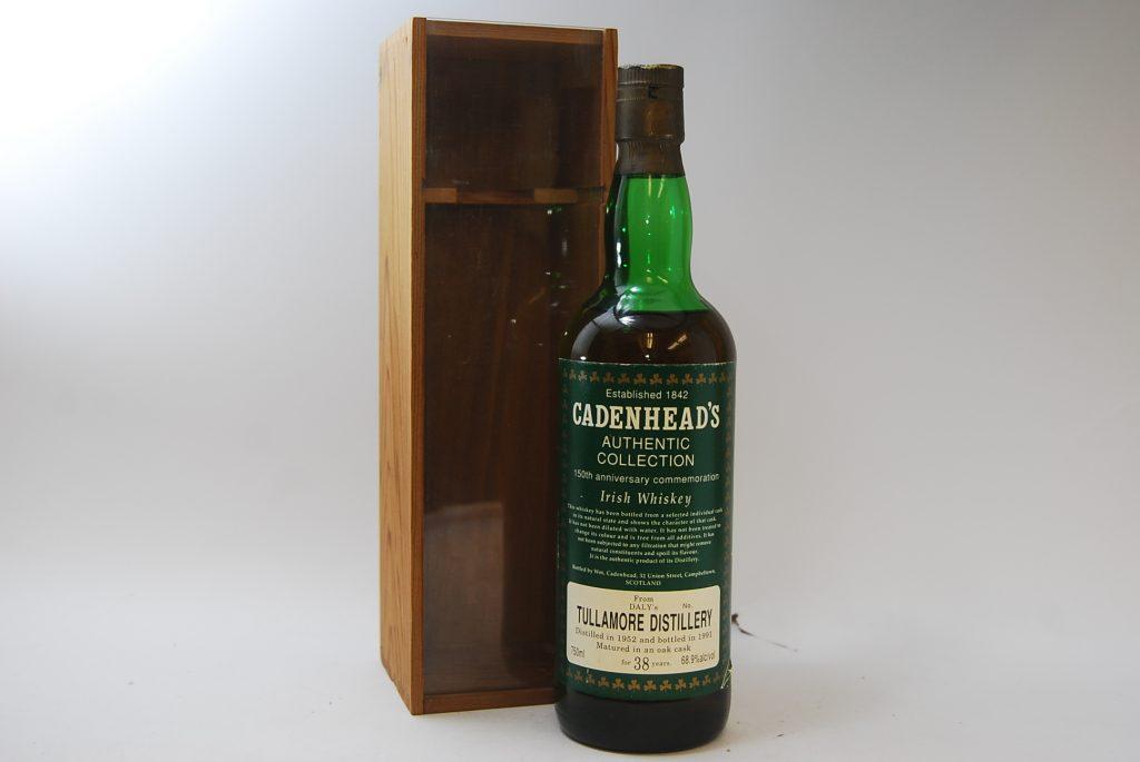 ケイデンヘッド 150周年記念ボトル ウイスキー