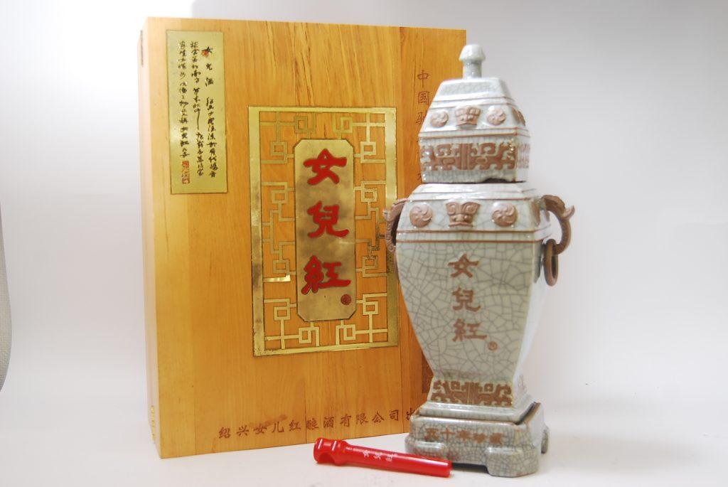 中国 女児紅 750ml 15% 紹興酒